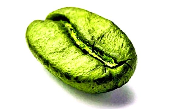 Capsulas green coffee efectos secundarios