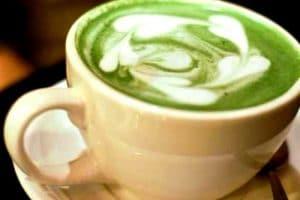 como preparar taza de green coffee
